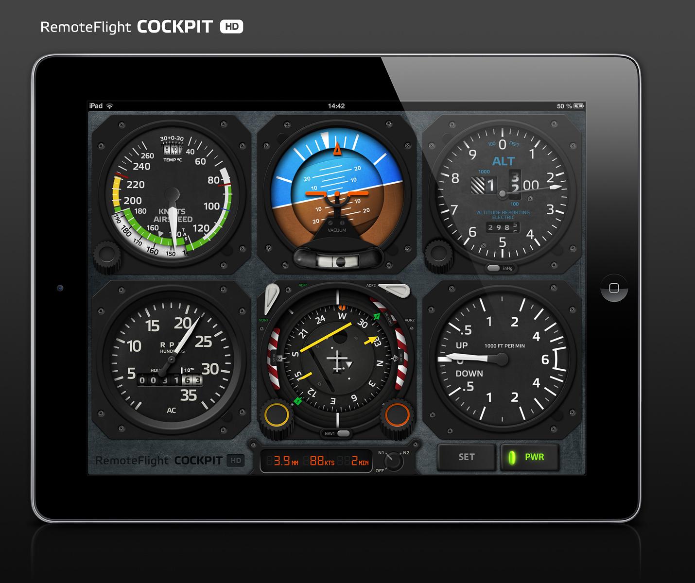 Flight Simulator Cockpit Plans